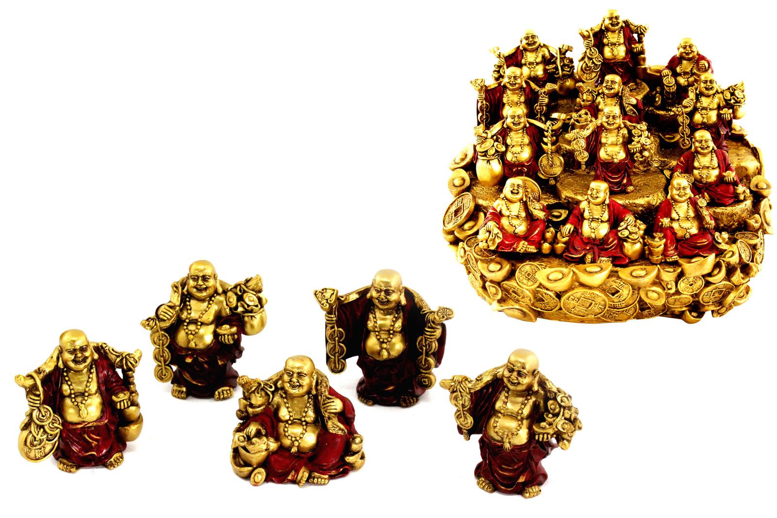 Buddha / Kwan Yin / Monks
