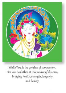 COMPASSION_White_Tara_Mandala