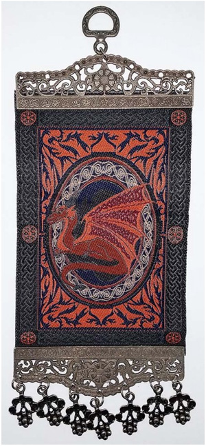 Dragon-Carpet-Wall-Hanging