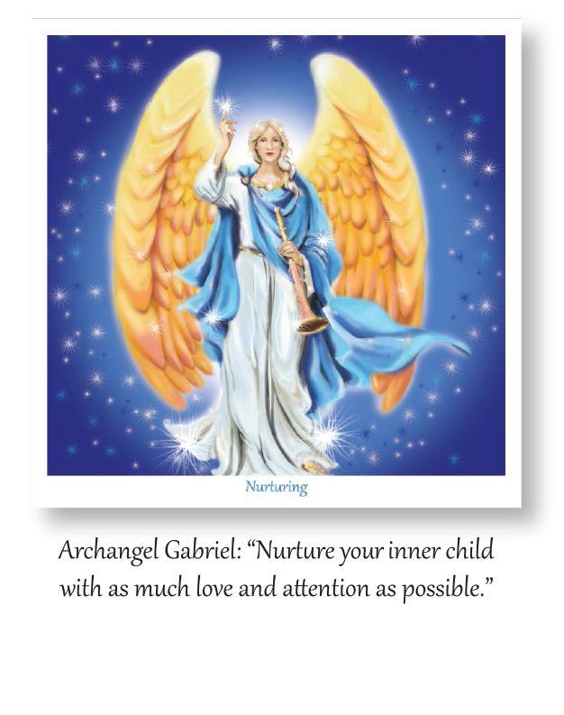 NURTURING_Archangel_Gabriel