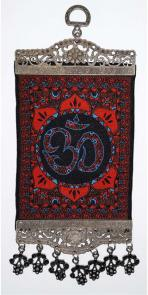 Om-carpet-wall-hanging