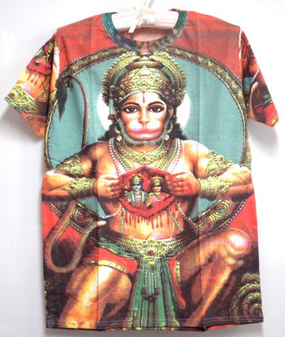 Tshirt-Hanuman-