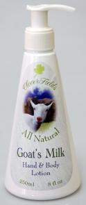 Goats Milk Range