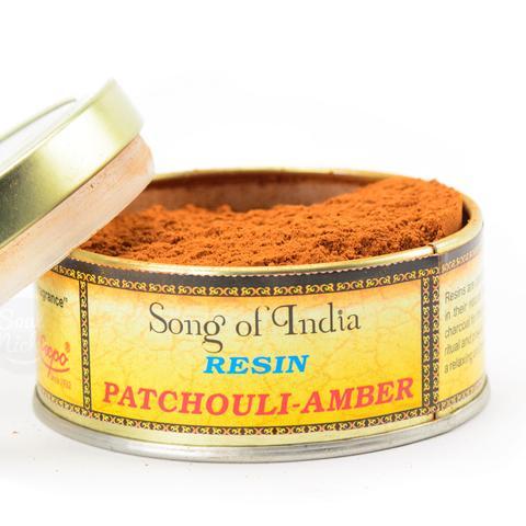 SOIR Patchouli-Amber