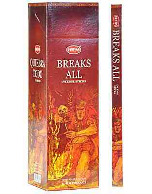 BREAKS ALL